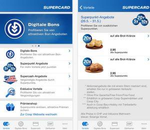 Coop Supercard App