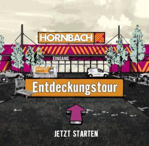 Hornbach Entdeckungstour