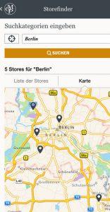 iOS-App von Marc O'Polo