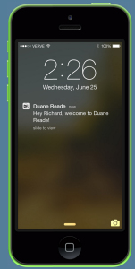 Verve Mobile App - Fosbury