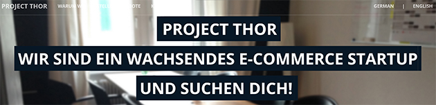 630 Project Thor - Coop Swisscom