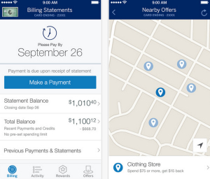 Amex Offers App