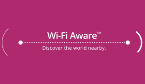Wi-Fi Aware Logo