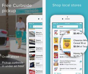 Curbside App Bilder