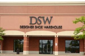 DSW Schuhhändler show retail
