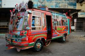 Symbolbild: Minibus