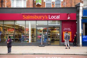 Sainsbury's 232659040 shutterstock