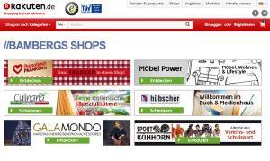 Kein Rakuten für Bamberg, sondern Bamberger Rakuten-Shops für die Welt - darum geht es dem Online-Marktplatz