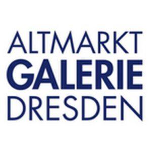 Altmarkt Galerie Dresden AG - Logo