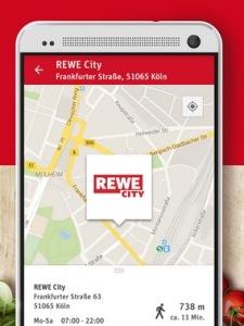 Rewe App