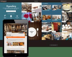"""Die einheitliche und hochwertige Aufmachung der """"Online-Schaufenster"""" ist das Kennzeichen von Yatego Local"""