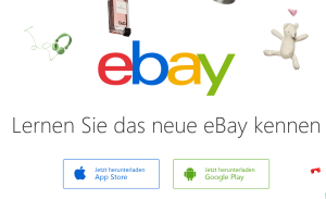 eBay 4.0 App