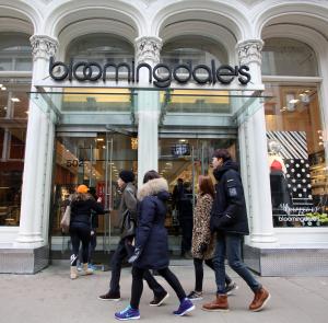 Bloomingdale's Filiale Macy's NY - shutterstock 242183203