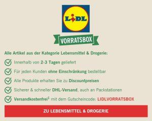 Lidl Vorratsbox Infos