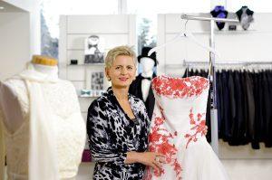 """Einer der teilnehmenden Händler: Das """"Haus der Braut"""""""