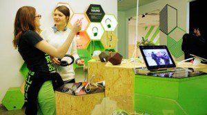 Trendiges Pop-up-Store-Format: Die #digitalrepublic in Hamburg