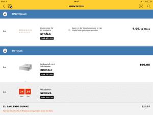 """Mit der """"Ikea Store""""-App wissen Kunden endlich, welches Möbelstück in welchem Regal liegt"""
