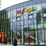Die myToys-Filiale in Siegen