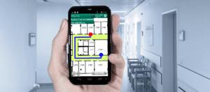 Navigations-App für Gebäude vom IPMS.