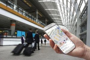 Fraport App Indoor Navigation