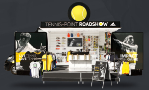 Tennis-Point Roadshow