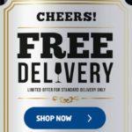 Aldi Onlineshop UK Wein Flasche