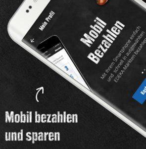 Edeka MPayment mobile bezahlen App