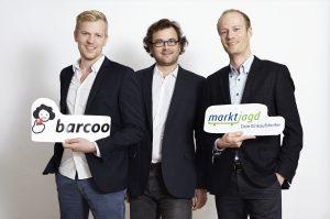 Geschäftsführer Benjamin Thym, Tobias Bräuer und Jan Großmann (v.l.n.r.)