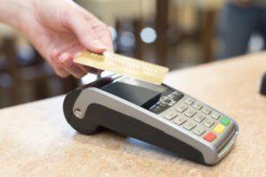 NFC MPayment Karte shutterstock 271711100