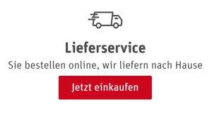 Rewe Lieferservice Webseite