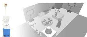 Tory Metralabs Inventur-Roboter RFID Adler