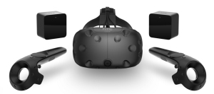 "VR-Brille ""HTC Vive"" (Quelle: HTC)"