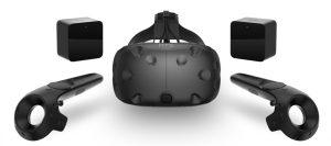 "VR-Brille ""HTC Vive"" (Quelle: HTC)"