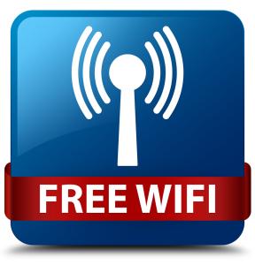 kostenloses Wlan Wifi shutterstock_289029845