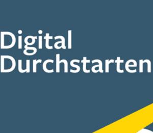 Facebook Digital Durchstarten Logo