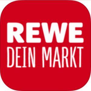 Rewe App Logo