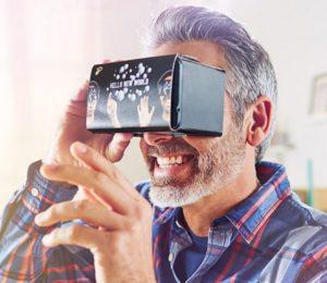"""""""VR-Smartphone-Brille"""" von Tchibo (Quelle: Tchibo.de)"""