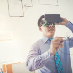 Virtual Reality Brille VR Glass shutterstock_368015375