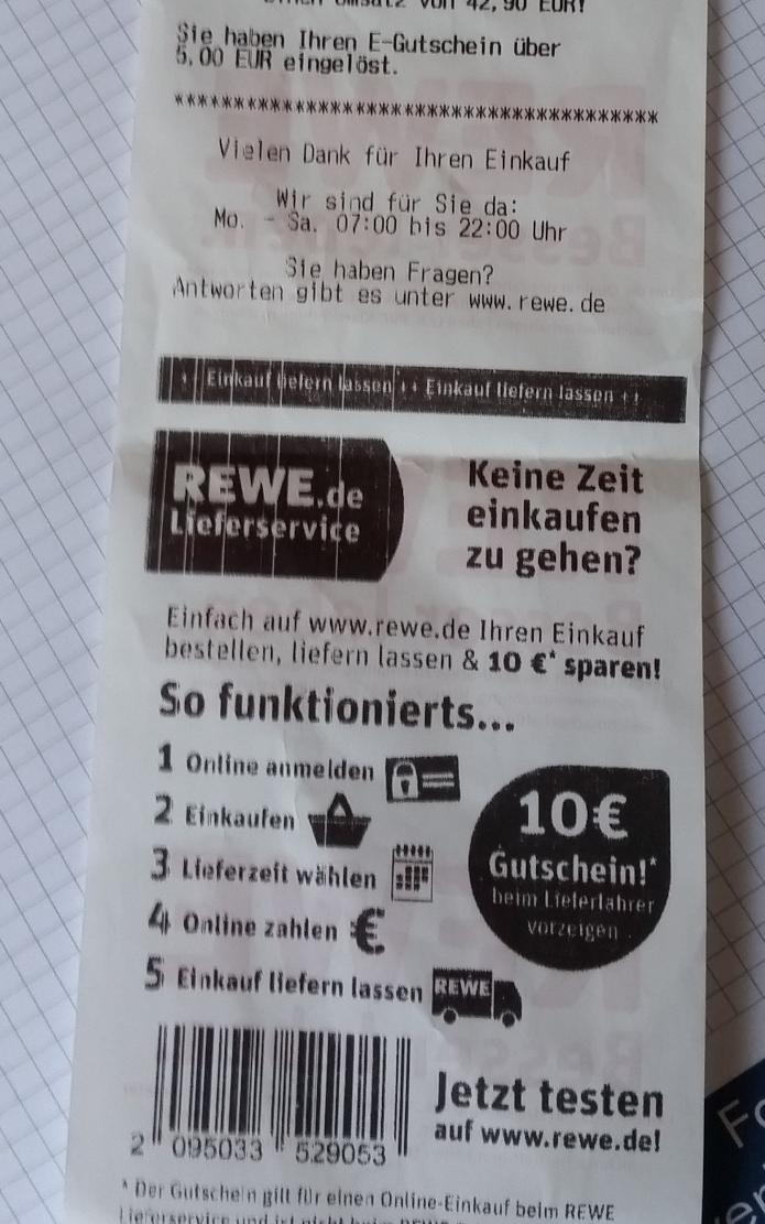 Rewe-Lieferservice-Gutschein
