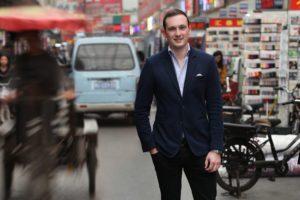 Roman Kirsch in Guangzhou_CEO Lesara_Copyright Lesara GmbH_2016