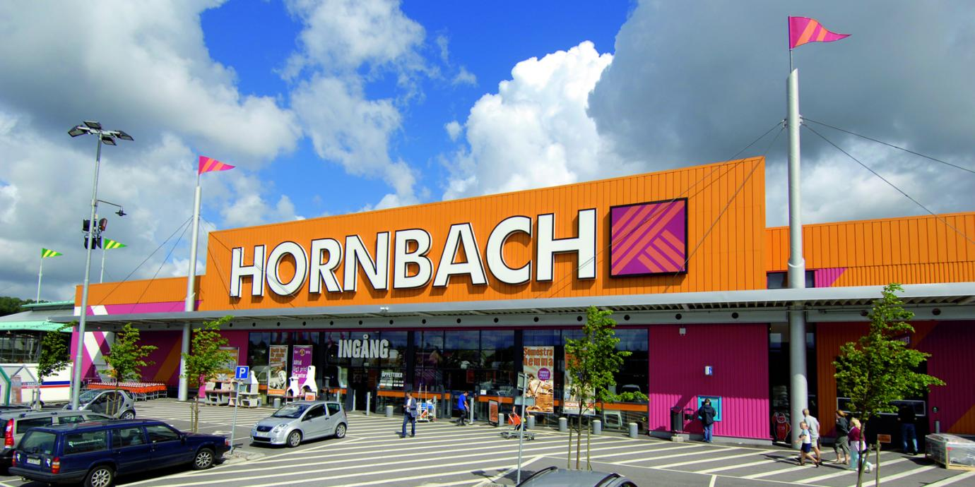 hornbach investiert weiter stark ins digitale location. Black Bedroom Furniture Sets. Home Design Ideas