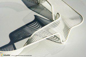 Architekten-Entwurf aus dem 3D-Drucker