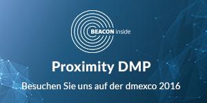 Proximity DMP Beaconinside