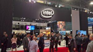 Intel-Stand auf der NRF Big Show. Bild: © Detego