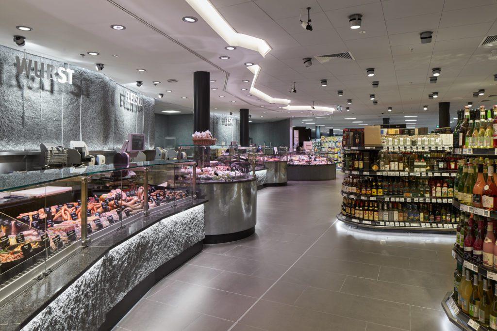 Rewe Premium in München