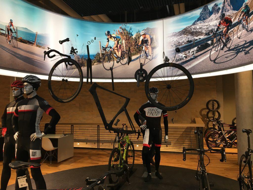 Rose Bikes in Bocholt