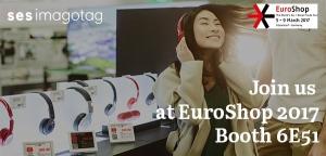 SES-imagotag auf der EuroShop