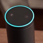 Amazons Echo mit Alexa