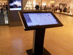 Digitale Navigation am Terminal