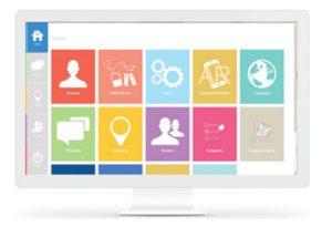 Module der Smart Retail App
